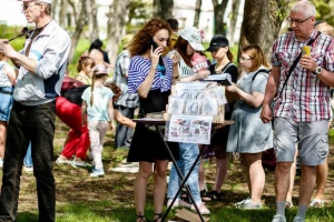 Фестиваль «О, Волга!…Колыбель моя» 10 мая 2019