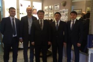 губернатор Казахстана