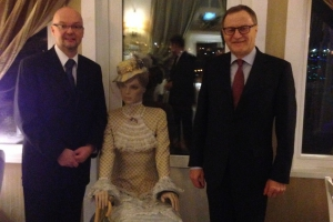 посол Финляндии