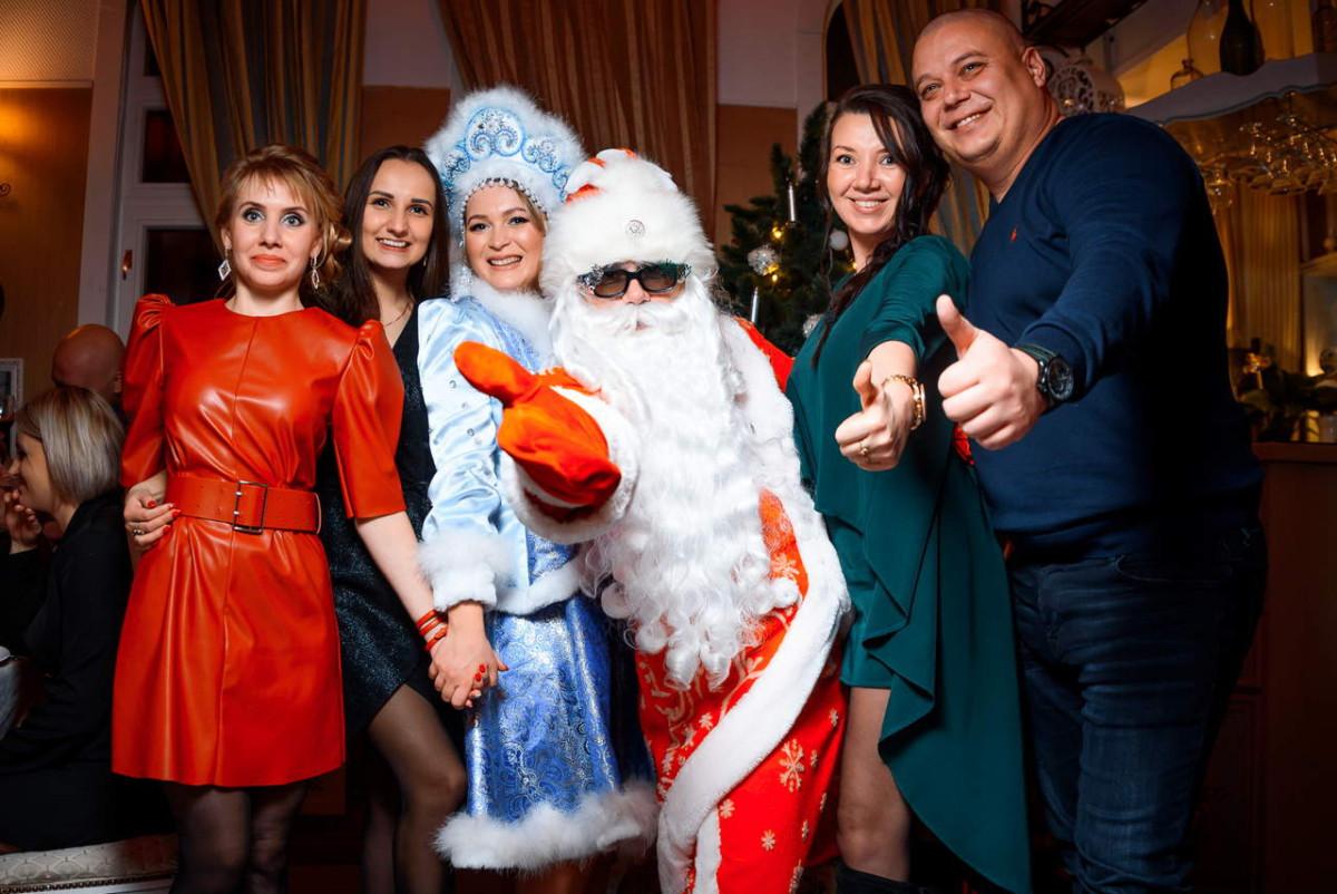 Фото-отчет с новогоднего корпоратива 21.12.19