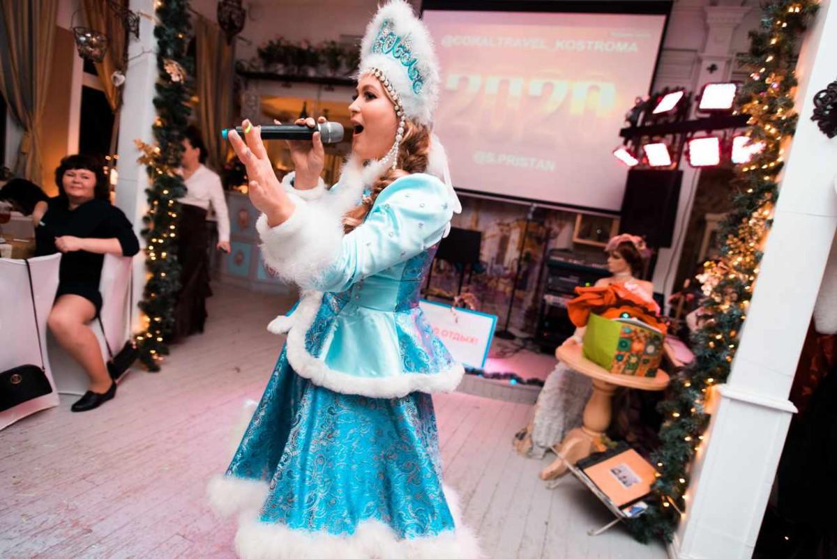 Новый год в Старой Пристани от 28.12.2019